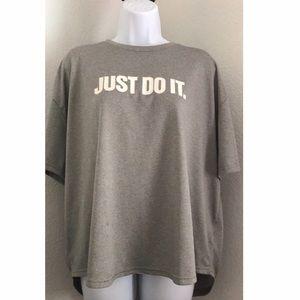 Women's Nike JDI oversized Top